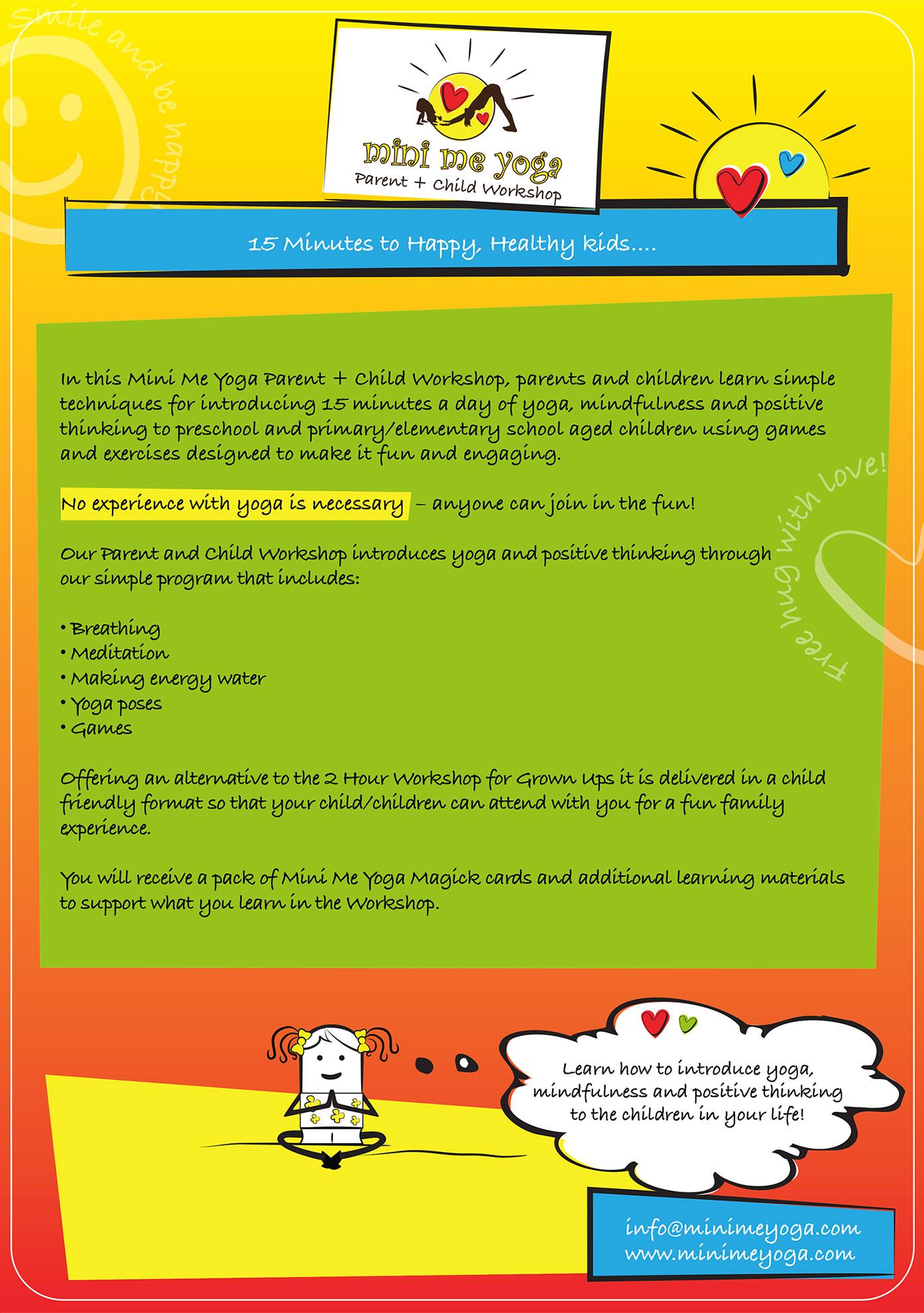 Parent & Child Workshop