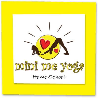 Mini Me Yoga Home School