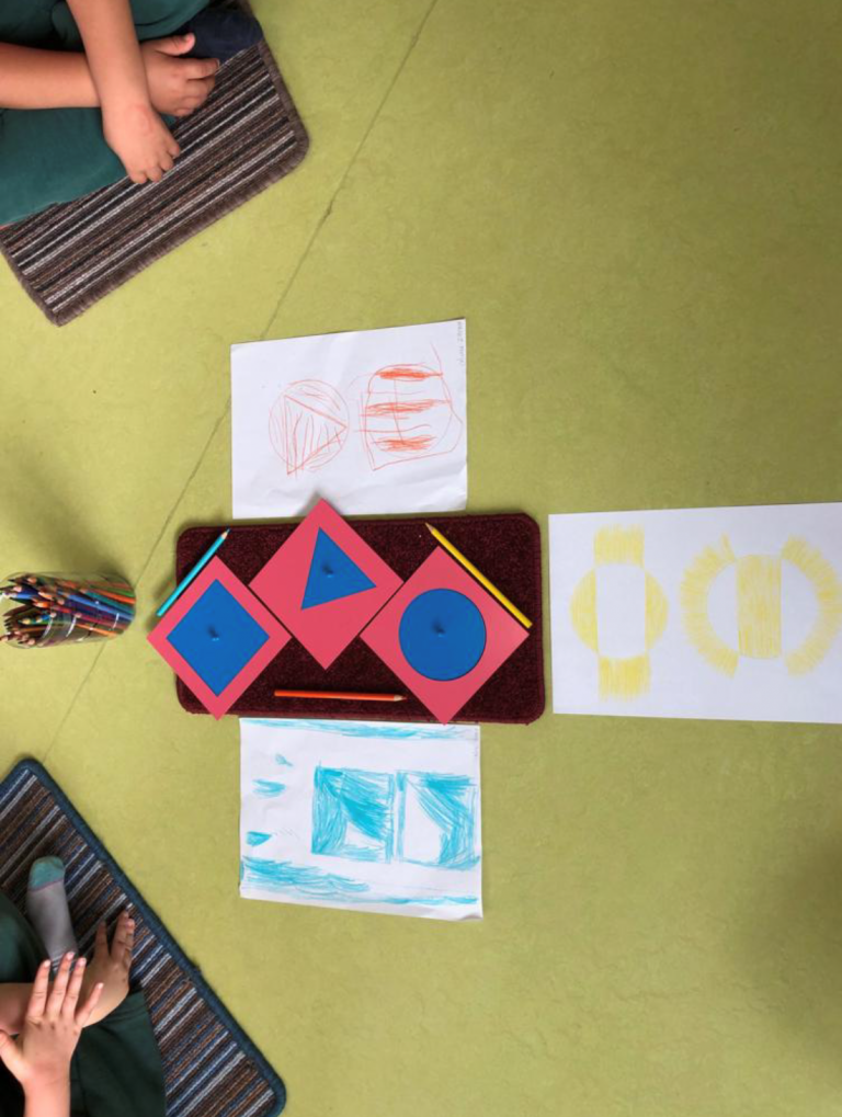 ABC of Montessori Yoga!