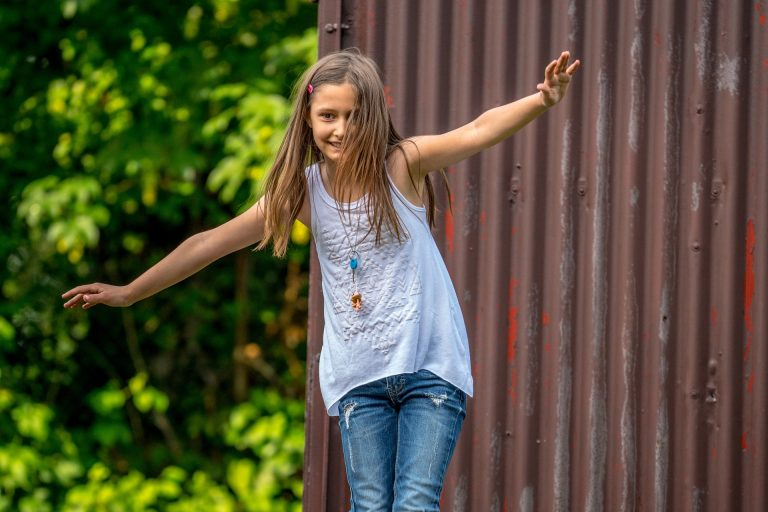 Yoga Twist, Balance and Co-ordinate!