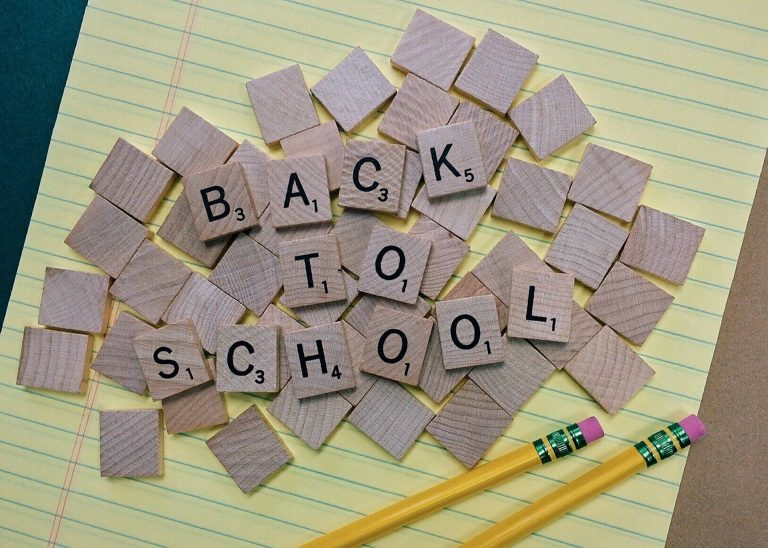 Keep Calm and Go Back to School!